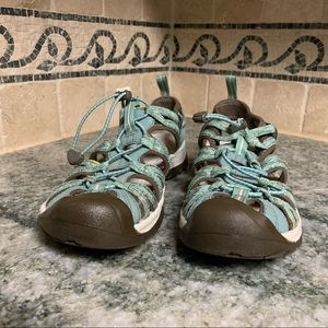 Keen Newport Turquoise Mint Blue Waterproof Sandal